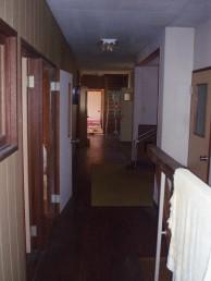 廊下 施工前